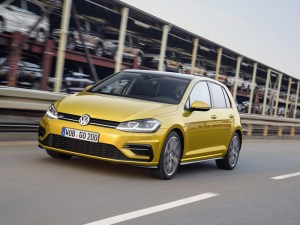 The Golf remained the top-selling car in the EU in March