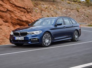 BMW's new 5 Series Touring