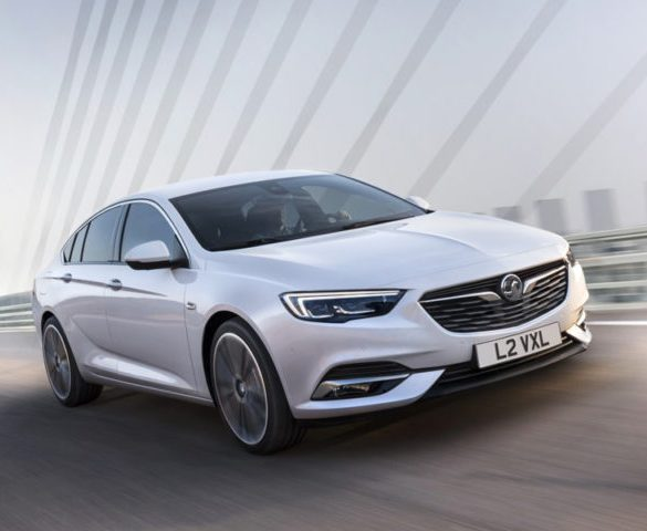 New Insignia first drive opportunity for fleets at Fleet Show 2017