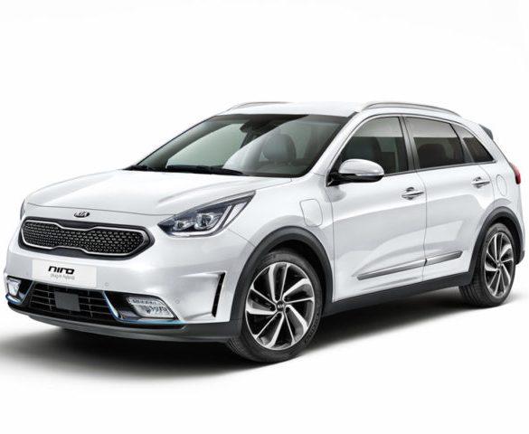Kia debuts two plug-in hybrid models