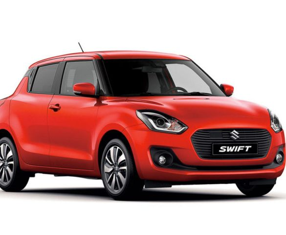 New Suzuki Swift brings enhanced boot space and reduced emissions