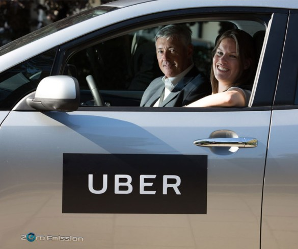 Uber to expand electric car presence in London