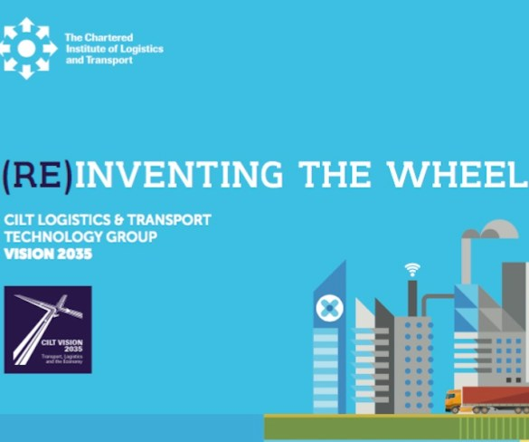CILT report in focus: The big changes for transport over the next 25 years