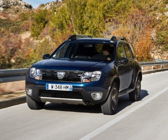 First Drive: Dacia Duster dCi 110 EDC