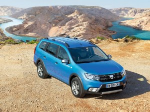 The Dacia Logan MCV Stepway is based on the recently revised Logan MCV.