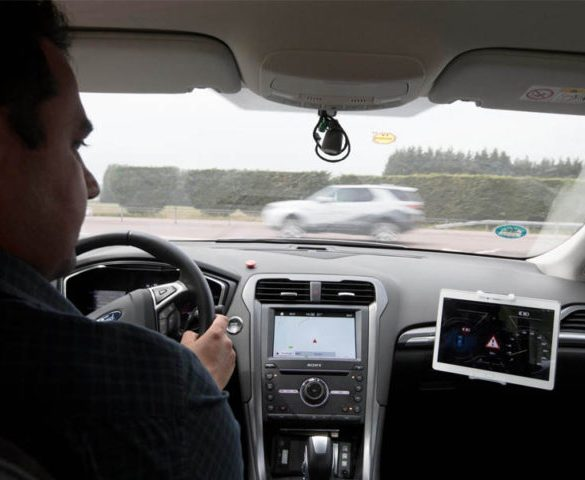 Driverless cars green-lighted for on-road trials