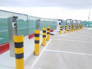 Heathrow has deployed 18 eVolt at airside locations.