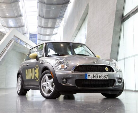 MINI EV confirmed for 2019 launch