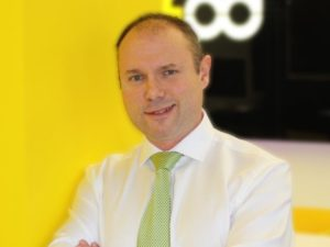 Paul Smith, newly appointed technical director at Fleetondemand