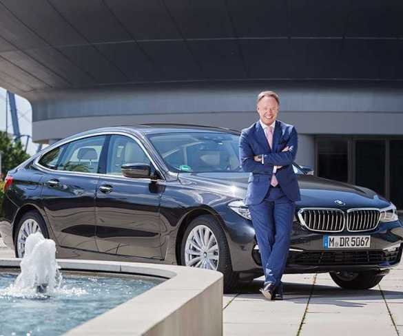 BMW's Ian Robertson to retire in 2018