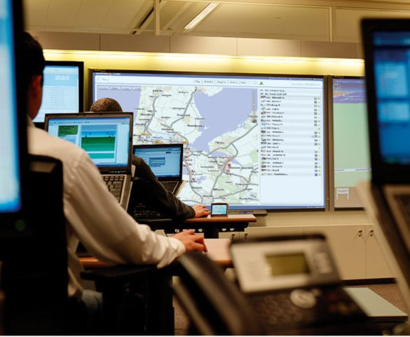 Central telematics operation could halt vehicle use in terrorist attacks