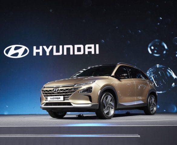 Hyundai takes wraps off next-gen hydrogen-powered SUV