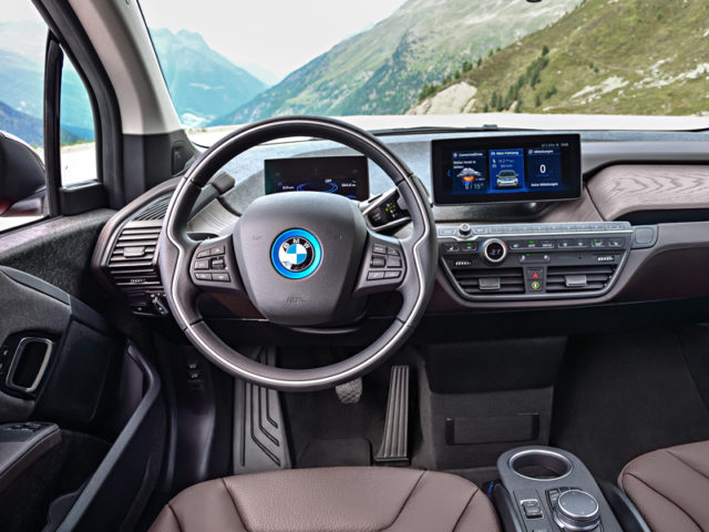 BMW ramps up electric power to create the new i3s