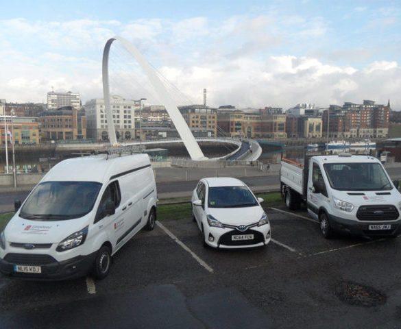 Fleet Hero Awards case study: Gateshead Council