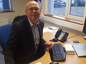 Martin McAuley, managing director, Arctos Holdings Limited