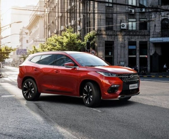Chery targets fleets with plug-in crossover