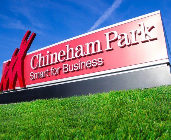 Basingstoke business park powers up for EVs