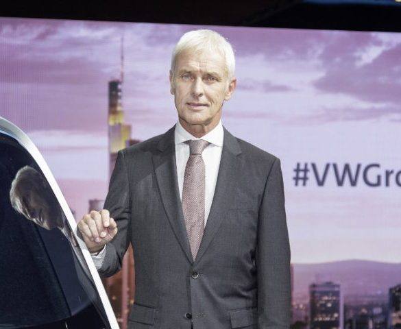 VW Group aims for CO2-neutral petrol and diesel engines