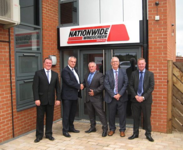 TCH Leasing chooses Nationwide Windscreen Services for glazing services