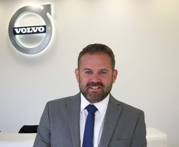 Volvo names Steve Beattie as new head of business sales