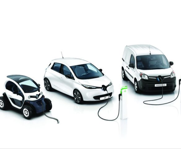 Renault subsidiary to drive smart grid charging developments