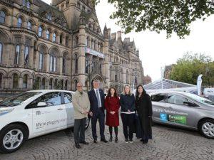 Europcar / Go Ultra Low EV Roadshow