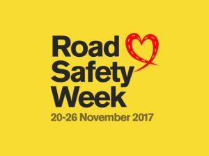 Brake Road Safety Week, 20-26 November 2017