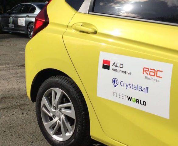 Tracking technology shines light on MPG Marathon driving behaviours
