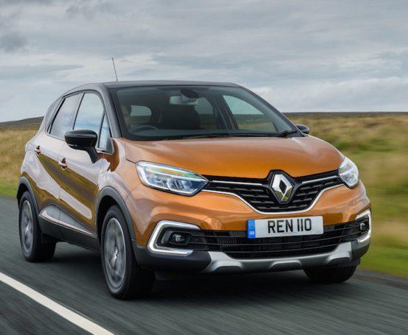 Renault Captur dCi 90 gets EDC automatic option