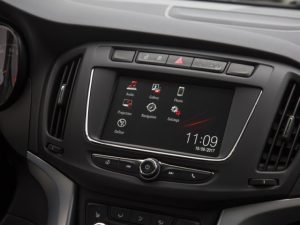 Vauxhall's new Navi 4.0 IntelliLink integrated infotainment system