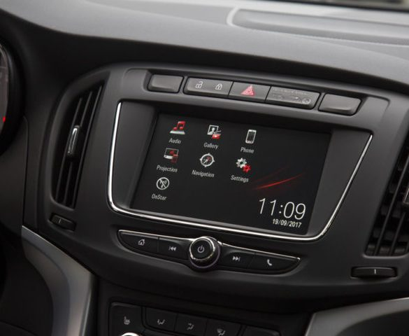 Vauxhall integrates next-gen infotainment in Zafira Tourer