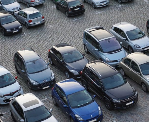 Half of drivers overpay for parking