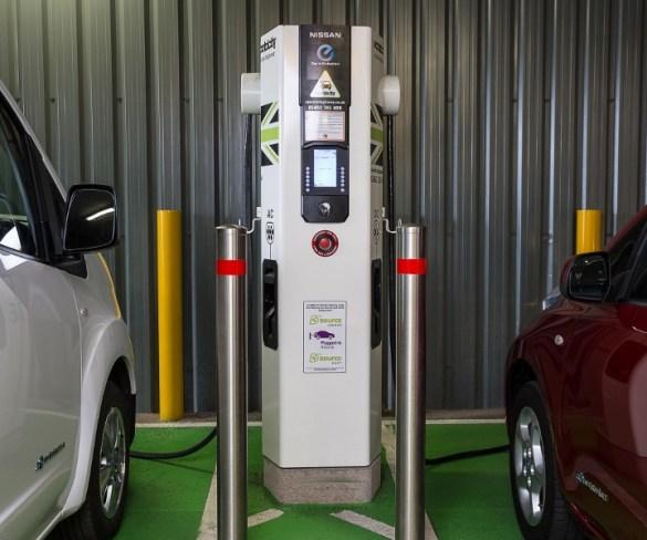 Nissan takes steps towards easier EV charging