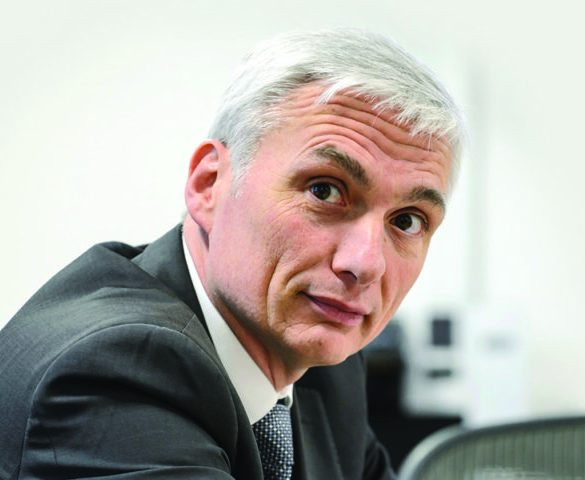 Interview: Benoit Dilly, Arval UK