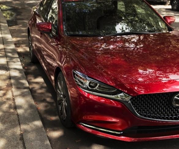 LA Motor Show preview for new Mazda6