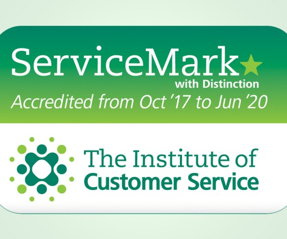 Inchcape Fleet Solutions awarded Institute of Customer Service recognition