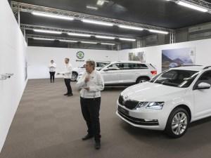 Škoda Live Tour – the brand's first digital showroom