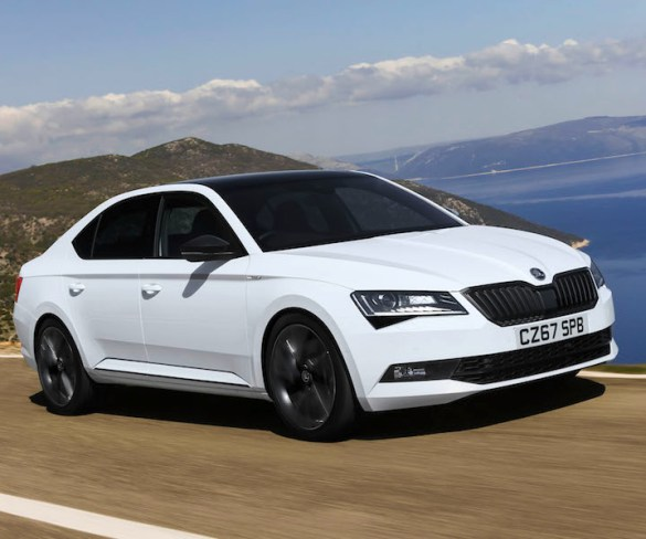 C-Class and Superb named joint winners of ACFO Fleet Car of the Year title