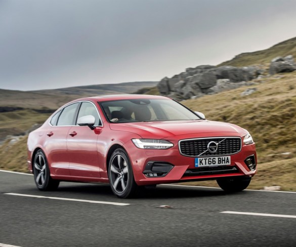 Volvo adds T4 petrol engine to S90 and V90