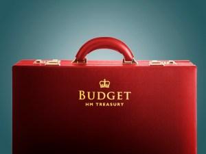 UK Treasury Budget 2017