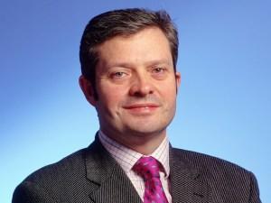 Volkswagen Group UK managing director Paul Willis
