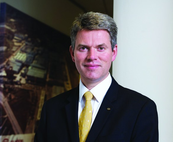 Q&A: Paul Philpott, president and CEO of Kia Motors UK
