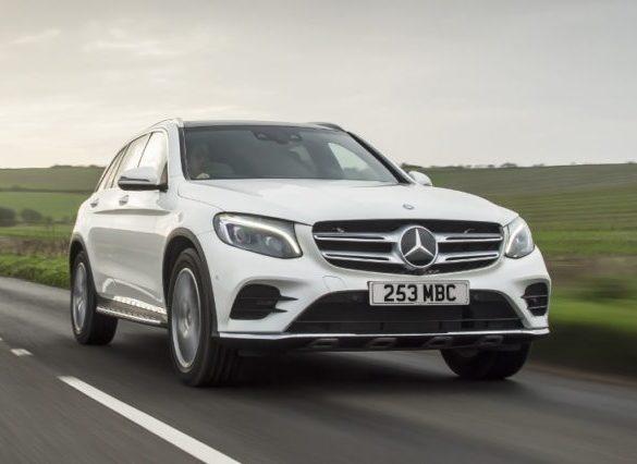 Road Test: Mercedes-Benz GLC 250 d 4MATIC AMG Line