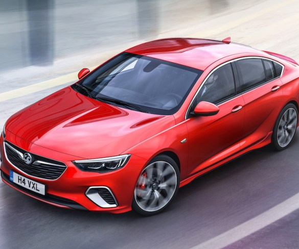 Vauxhall Insignia GSi now available to order