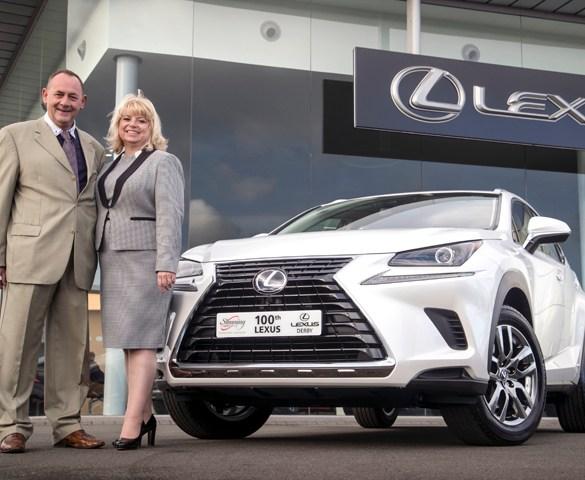 Slimming World adds 100th car to all-hybrid fleet