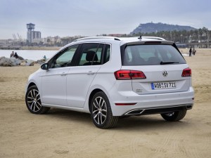 The updated Golf SV has gone on sale across the UK
