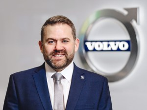 Steve Beattie, head of business sales, Volvo Car UK