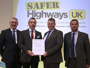 Clancy Group is latest Business Champion for the Driving for Better Business Campaign
