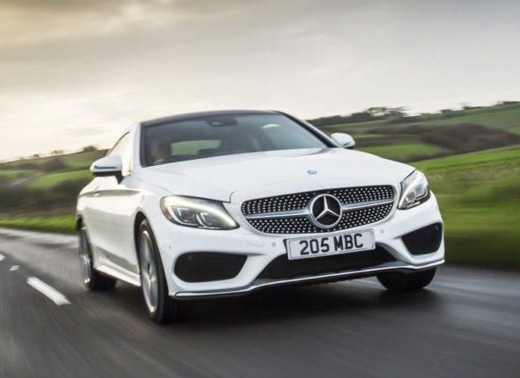 Road Test: Mercedes-Benz C 250 d AMG Line Coupe