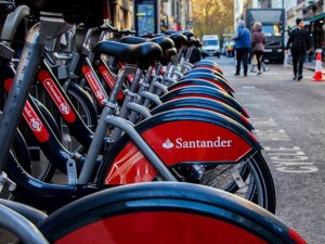 Santander Cycles' 'Boris bikes' break annual hire record